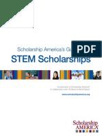Scholarships for Stem Majors