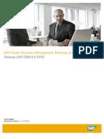 Business Scenarios DBM