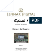 Sylenth1Manual Spanish