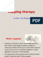 Cupping Therapy Chinese
