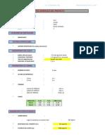 Análisis de Estructura Aporticada de Concreto Armado - Aeii-2014
