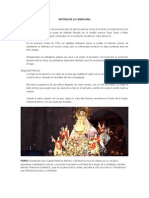 Historia de La Candelaria-puno