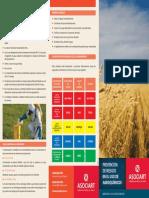 Prevención de Riesgos en el  Uso de Agroquimicos