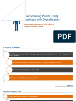 Transforming Power Utility Business with Digitalization