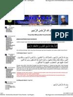 RUQYAH - Rawatan Islam Alternatif ( Proses