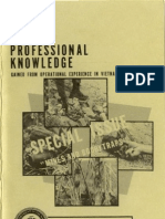 Professional Knowledge Mines and Booby Traps 1969