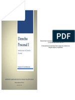 Derecho Procesal I (Orgánico) - Raúl Núñez Ojeda [Derecho UChile]