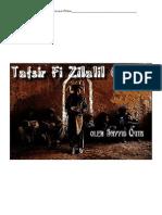 Tafsir Fi Zilalil Quran – Ayat-Ayat Pilihan