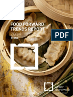 food forward trends report