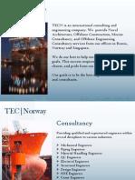 TEC Norway - Offshore Consultancy Norway