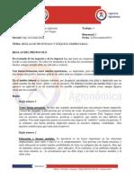 Normas de Protocolo y Etiqueta