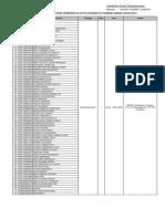 Lampiran Pengumuman Tes TKD CPNS 2014