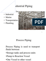 Pipe presentation