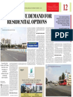 IT Hubs drive demand for residential options- Sarjapur Road