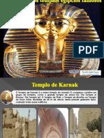 A Maioria Dos Templos Egípcios Famosos
