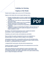 EOM Guidelines