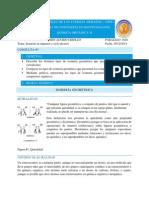 Consulta Nº5 Isomería Geométrica