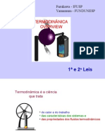 04 - Termodinamica OVERVIEW