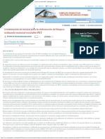 Formulación de Mezcla Para La Elaboración de Bloques Utilizando Material Reciclable PET - Monografias.com