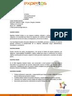 Expertos CC - Brochure 201308