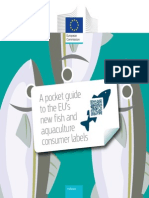 DGMARE New Fish and Aquaculture Consumer Labels Pocket Guide_en