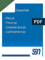 Gaseous Fuel