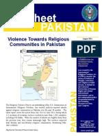 Pakistan Factsheet