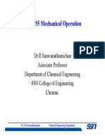 Introduction Mechanical Operation