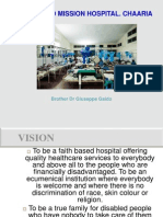 Cottolengo Mission Hospital