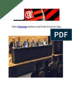 Todos Flamengo Notícias Você Pode Encontrar Aqui