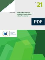 Audit des aéroports d'Europe. Le rapport de la Cour des comptes