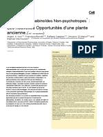 Les Phyto-Cannabinoïdes Non-psychotropes ~ Les Nouvelles Opportunités d'une plante ancienne