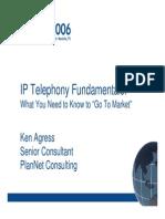 Ip Telephony Fundamentals