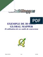 Golbal Mapper Et La 3D
