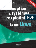 Conception de Systemes d Exploitation Ed2 v1