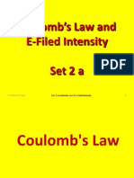 2 a ZH EM I Coulombs Law E Field Intensity