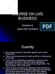 Course on LNG Business