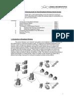Technical Planning BWA