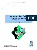 Programmation Orientée Objet en JAVA.doc
