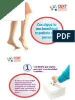 Los 7 pasos para conseguir la nacionalidad española