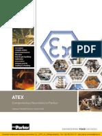 Catalogo ATEX Pneumatic Components-ES PARKER