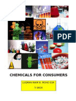 Folio Chemistry Form 5 - Chemicals for Consumers