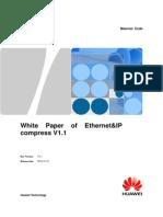 White Paper of Ethernet&IP Header Compression