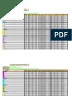 Cronograma Proyectos