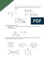 Pertemuan 7 Soal Latihan Teori Graf