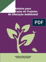 Roteiro Para Projeto - Educação Ambiental