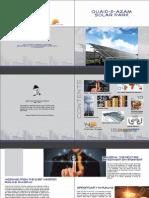 Solar Park Brochure
