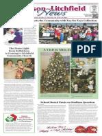 Hudson~Litchfield News 12-19-2014