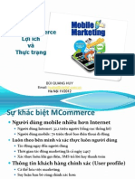 Bui Quang Huy - Viettel MCommerce