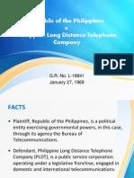 RP v. PLDT G.R. No. L-18841